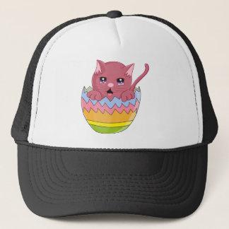 Lindo Gatito color Rosa Trucker Hat