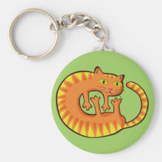 Lindo Gato, cat, kitten. Keychain