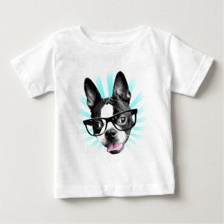 ¡Lindo! Inconformista Boston Terrier Polera