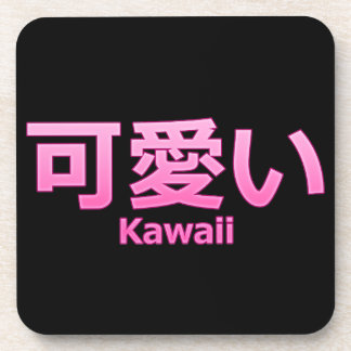 Lindo (Kawaii) Posavasos De Bebidas