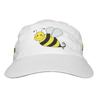 Lindo manosee la abeja gorra de alto rendimiento