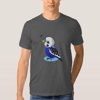 Lindo periquito opalino camisas