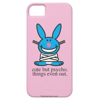 Lindo pero psico iPhone 5 Case-Mate cárcasas