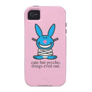 Lindo pero psico iPhone 4 carcasas