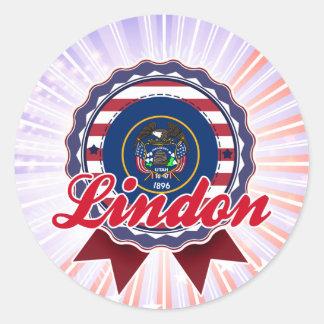 Lindon UT Sticker