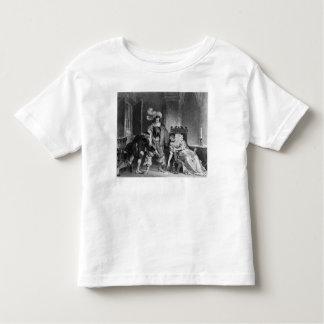 Lindor's letter toddler t-shirt