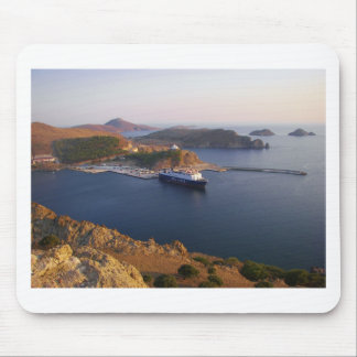 Lindos Ferry. Mouse Pad