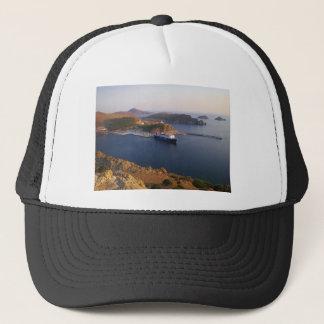 Lindos Ferry. Trucker Hat