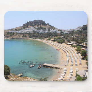 Lindos Mouse Pad