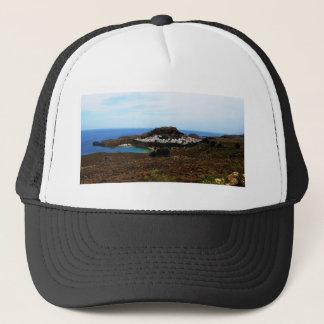 Lindos, Rhodes, Greece Trucker Hat