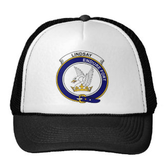 Lindsay Clan Badge Hat