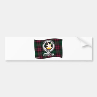 Lindsay Clan Bumper Sticker