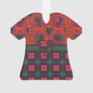 Lindsay clan Plaid Scottish tartan