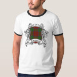 Lindsay Tartan Shield T Shirts