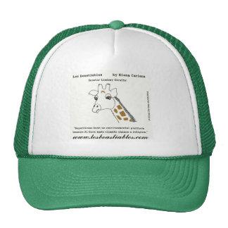 Lindsey Giraffe and the Environment Trucker Hat