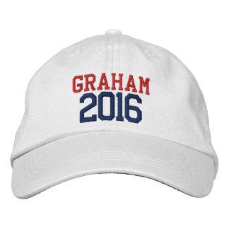 Lindsey Graham President 2016 Embroidered Baseball Hat
