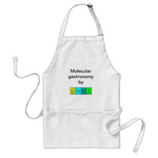 Lindsey periodic table name apron