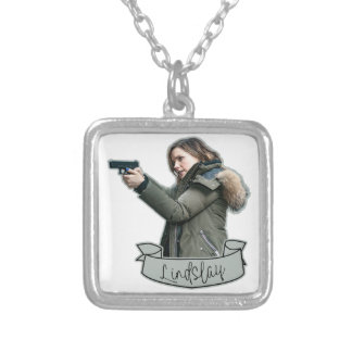 LindSLAY Silver Plated Necklace