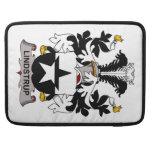 Lindstrup Family Crest Sleeves For MacBooks