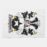 Lindstrup Family Crest Towel