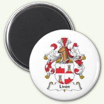 Lindt Family Crest Magnet
