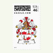 Lindt Family Crest Stamps