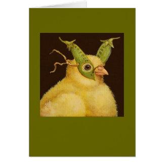 Lindy the peep card