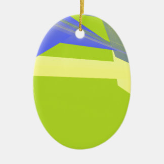 line-29101628.png Double-Sided oval ceramic christmas ornament