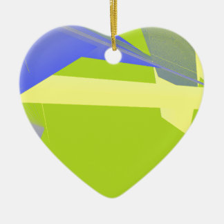 line-29101628.png Double-Sided heart ceramic christmas ornament