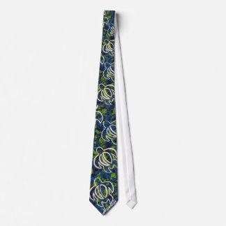 Line A Hawaii Honu Neck Tie
