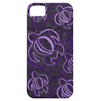 Line A Purple Hone iPhone 5 Covers