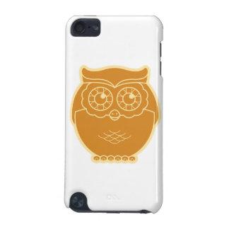 Line Art Owl iPod Touch Case