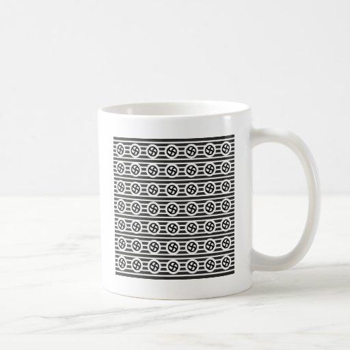 Line Art Pencil Sketch Abstract Design Draw Paper Coffee Mug