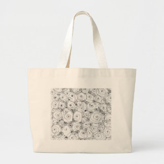 Line Art Pencil Sketch Design Draw Paper Fineart Bags