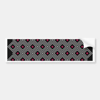 line arts_premium - black.png bumper sticker