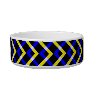 LINE : Blue & Yellow Bowl