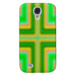 Line Cross pern Samsung Galaxy S4 Case