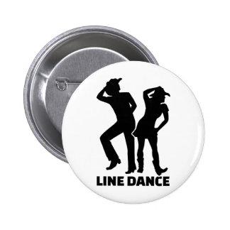 Line dance button