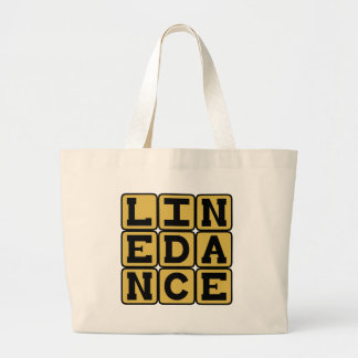 Line Dance, Choreographed Dance Bags