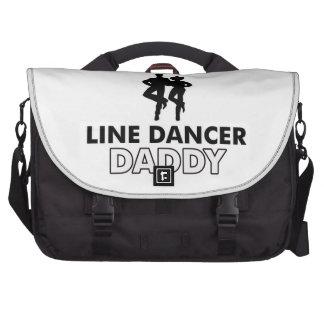 Line Dance Designs Commuter Bags