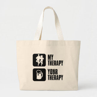 line dance my therapy bag