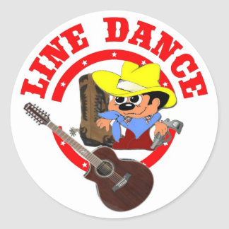 LINE Dance sticker BILLI large