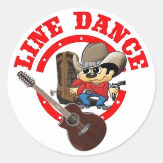 LINE Dance sticker Roy largely