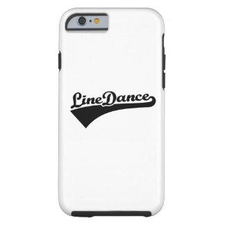 Line dance tough iPhone 6 case