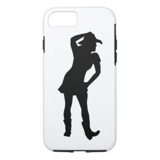 Line dance woman iPhone 8/7 case