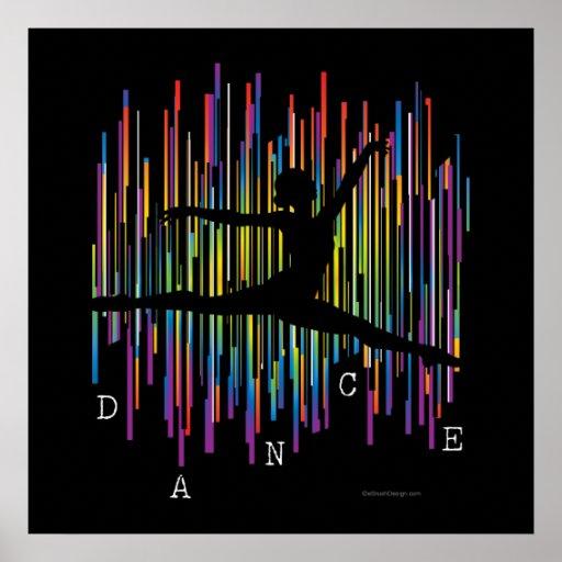 Line Dancer v1 Print