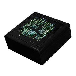 Line Dancer v2 Keepsake Box