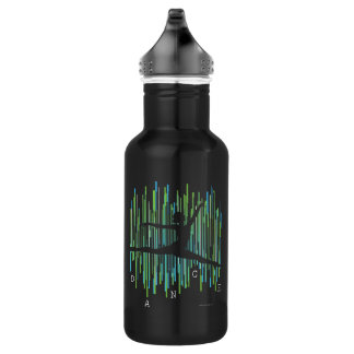 Line Dancer (v2) Water Bottle