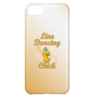 Line Dancing Chick iPhone 5C Cover