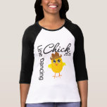 Line Dancing Chick T Shirt
